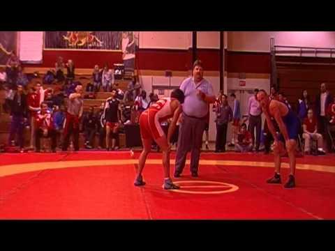 2014 Guelph Open: 57 kg Brian Cowan vs. Gaston Tardif