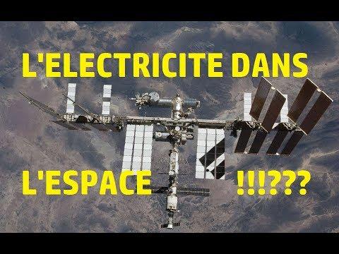 L'ISS N'EXISTE PAS - L'ELECTRICITE DANS L'ISS - RÉPONSE A M. EVRARD - POINT N°4