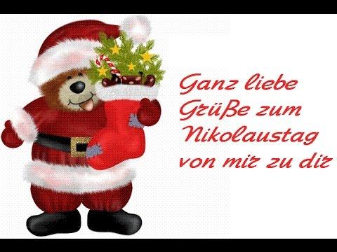 Frohen Nikolaustag