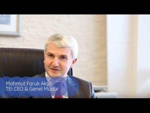 Genel Müdürümüz Prof. Dr. Mahmut F.  Akşit TEI'yi Anlatıyor