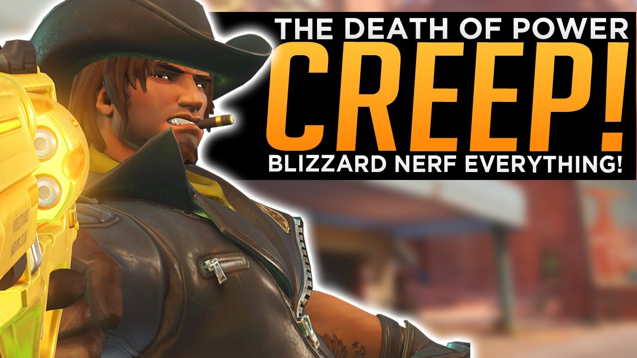 Overwatch: Blizzard Nerf Power Creep! - No More Insta-Kill Meta! thumbnail