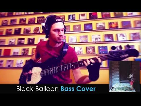 Goo Goo Dolls Black Balloon Bass Cover TABS DaniB5000