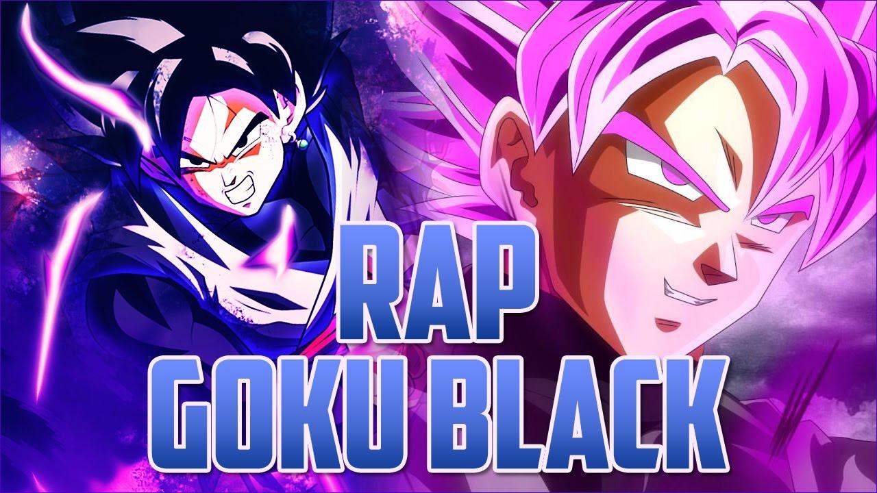 Goku black rap dragon ball super zoiket youtube for Top 5 d