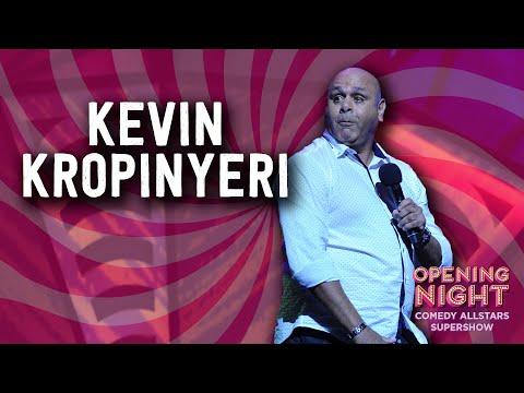 Kevin Kropinyeri - 2016 Opening Night Comedy Allstars Supershow