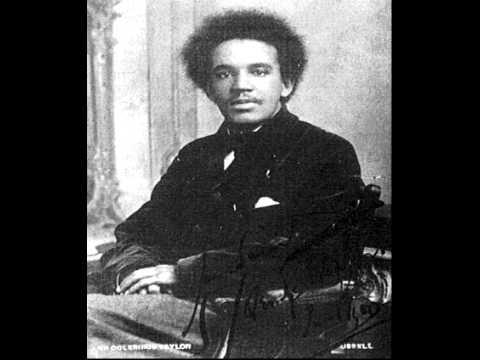 Samuel Coleridge-Taylor --  Hiawatha Overture