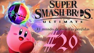 Cogiendole Asco a King K. Rool | Modo Aventura, Kirby | Ep.20 | Super Smash Bros. Ultimate