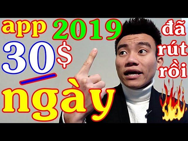 [NT Vlogs] App Kiếm Tiền Trên Điện Thoại 2019 | Kiếm Tiền Online 2019