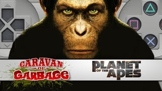 Planet Of The Apes (PS1) - Caravan Of Garbage