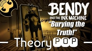 bendy and the ink machine theory house of death   theory pop