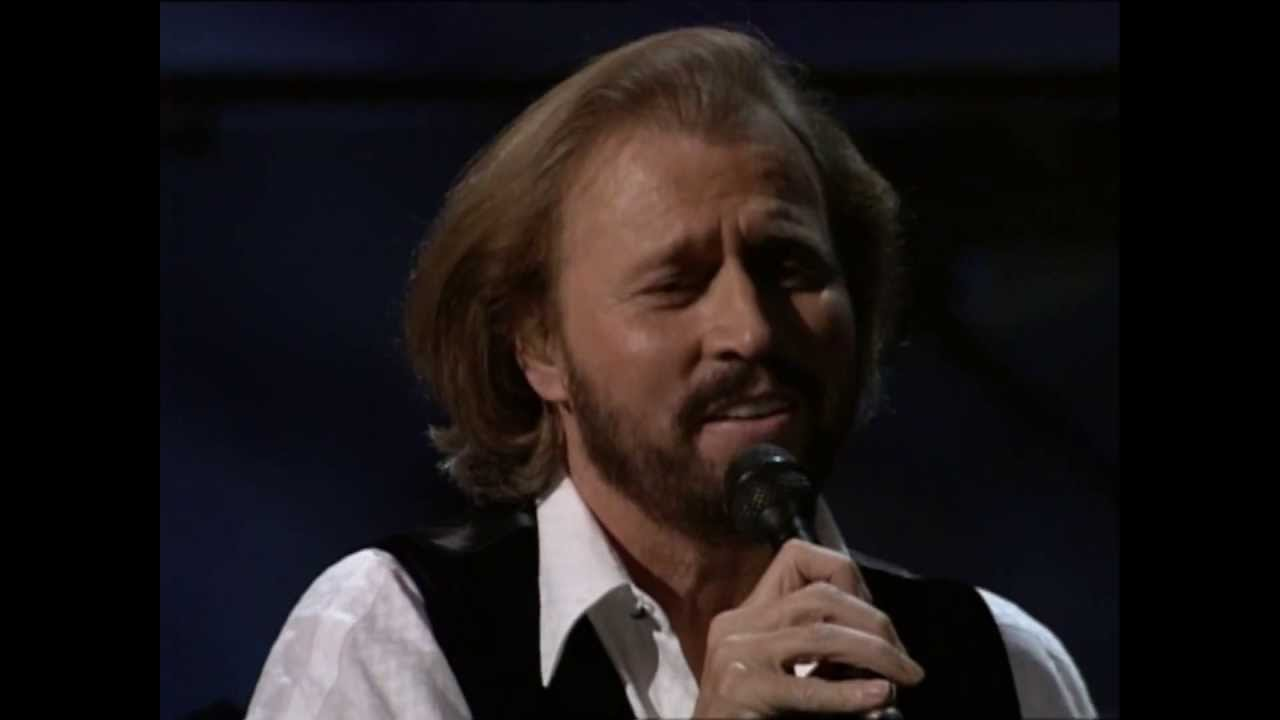 Bee Gees Words Live In Las Vegas 1997 One Night Only Youtube
