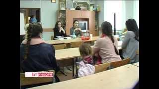 2013-10-29 г. Брест Телекомпания  ''Буг-ТВ''. Собрание кормящих мам в Свято-Николаевском соборе