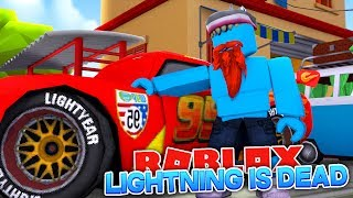 FLASH MCQUEEN EST MORT ...... Sharky Gaming - France Roblox