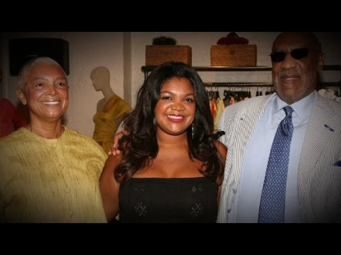 Bill Cosby's daughter speaks out