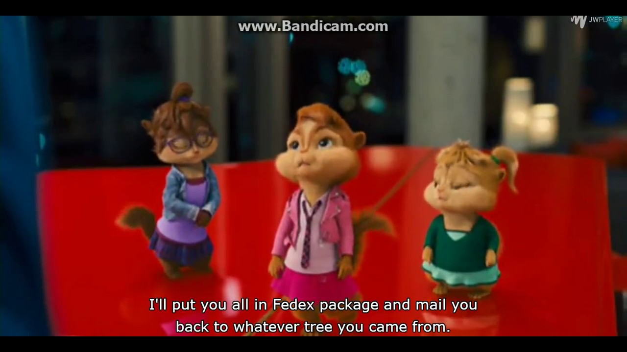 Alvin And The Chipmunks Alvin And Brittany alvin and the chipmunks: the squeakquel: alvin and brittany cute moment +  single ladies rehearsal