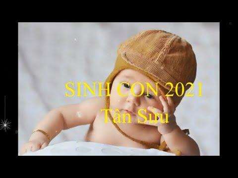 Em bé Sinh năm 2021Tân Sửu . Cung mệnh, vận trình ,Tử Vi em bé sinh năm 2021.