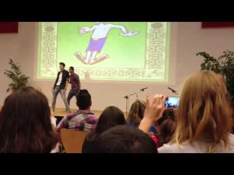Diego Carvalho & Rafael Carlos - Dança no LTE