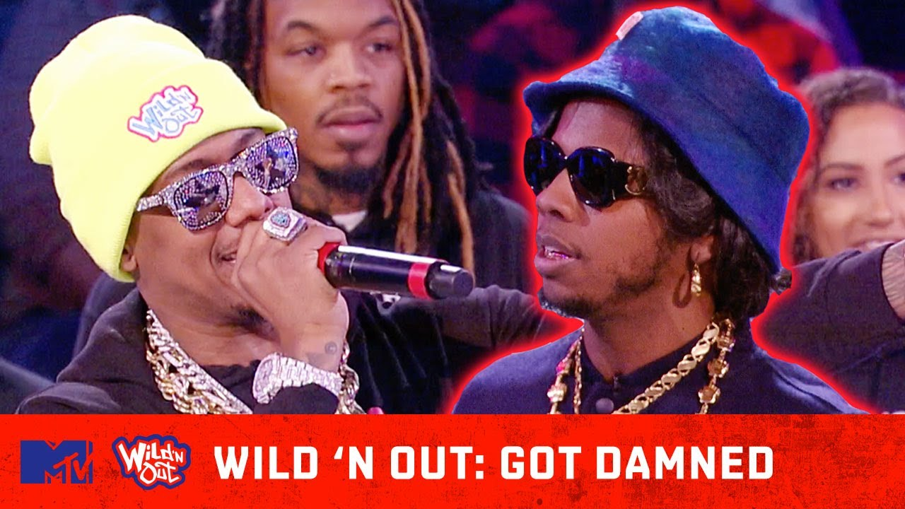 Trinidad James & Black Ink Crew: Compton on Fire After This ROAST 🔥Wild 'N Out