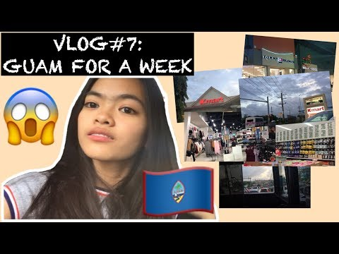 GUAM FOR A WEEK: DAY 1-3 (Part I) | Leianne Yvonne