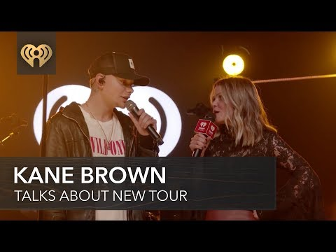 Brad - Video: Kane Brown is going on tour... but who's joining him?