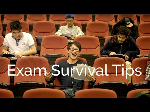 Exam Survival Tips