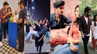 Romantic/cute couple comedy in Tik Tok masti Kannada