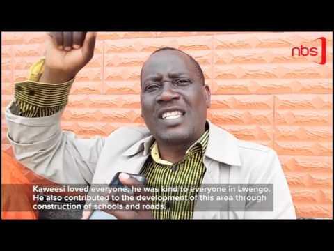 Grief in Lwengo over Kaweesi Killing
