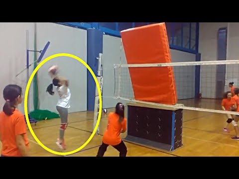 Best Defence Volleyball Trainings (HD)