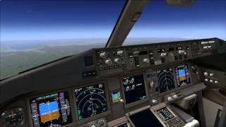 PMDG 777によるフライトの解説です。 前編をご覧になっていない方は前編...