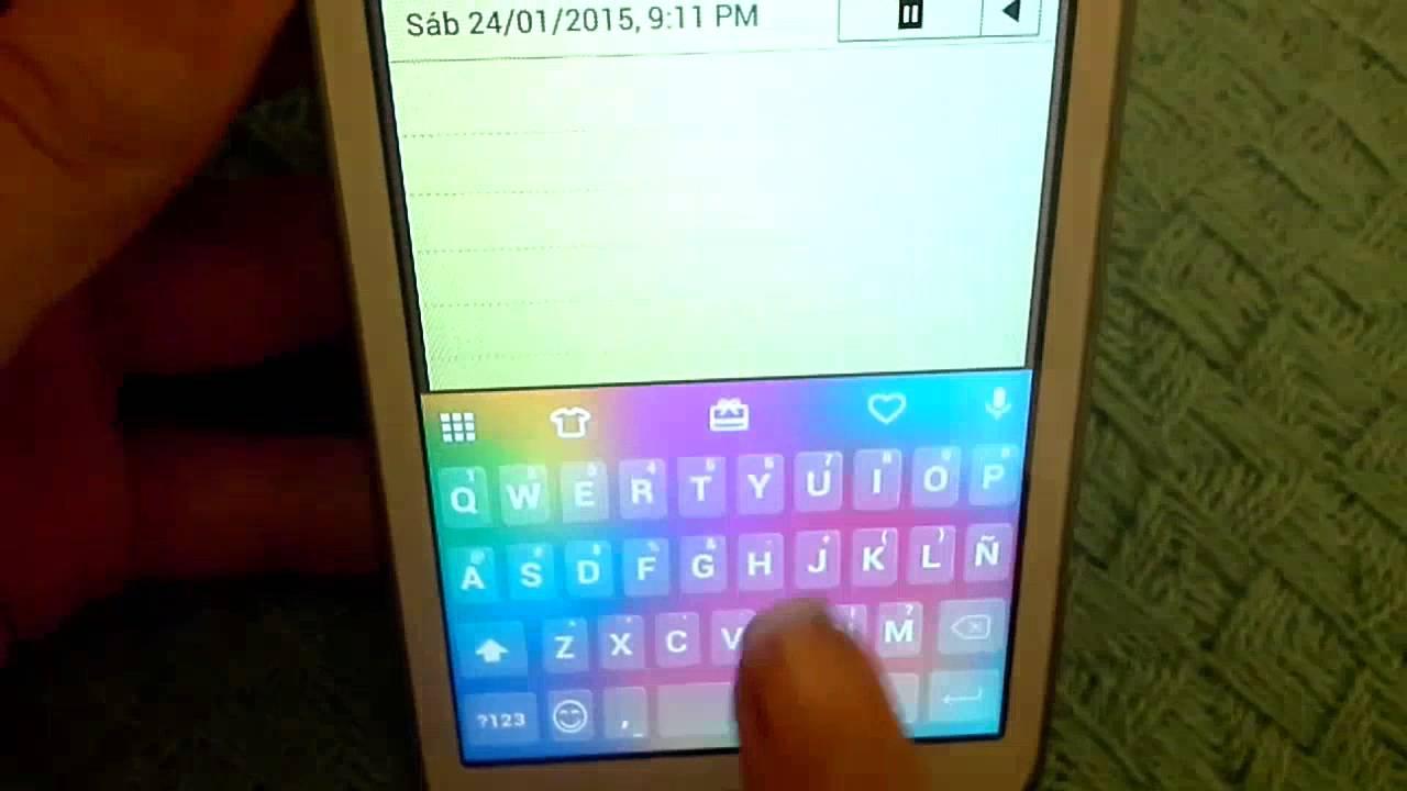 Aplicaciones para decorar tu celular maria youtube for Aplicaciones para decorar el movil