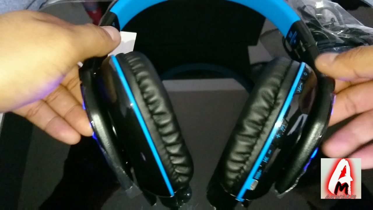 3ef7b420c4d Kotion Each B3506 Wireless Gaming Headset (Review? - YouTube