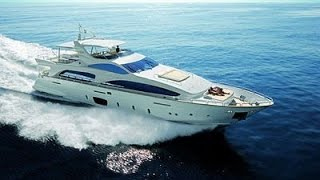LADY CAROLE 105 Azimut Motor Yacht for sale by RJC Yacht Sales & Charter