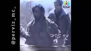 Ermeni esir Azerbaycan dilinde danisaraq yalvarir ve ermenileri satir.Doyus planlarini deyir