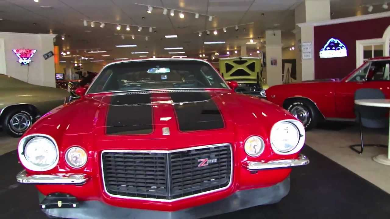 1970 Camaro Z28/RS Split Bumper For Sale! - YouTube