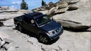 Frank Off Roading on Shuteye Peak