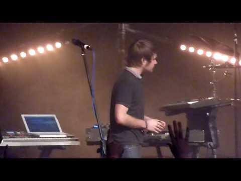 Enter Shikari - Havoc B & Antwerpen Live @ Trix Antwerp Belgium 2010