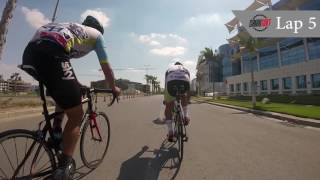 The Smart Criterium Race Commentary