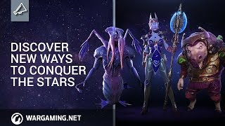 Master of Orion: Revenge of Antares DLC Launch Trailer