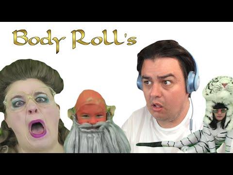 Daz Reacts // Body Roll's