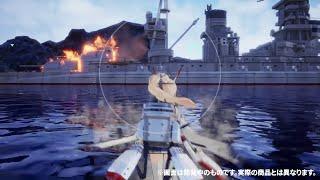"Trailer Game ""Azur Lane Crosswave"" - For PS4"