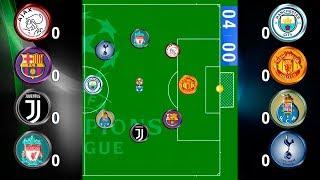 El Que Meta Más Goles Es El Campeón De La Champions League