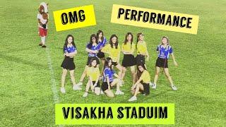 OMG Performance At Visakha Stadium - 11/05/19