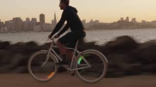 NEW Kickstarter: Monkey Light Automatic - A10/A15/A30 bike lights - OFFICIAL VIDEO