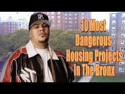 10 Most Notorious Housing Projects In The Bronx (New York)