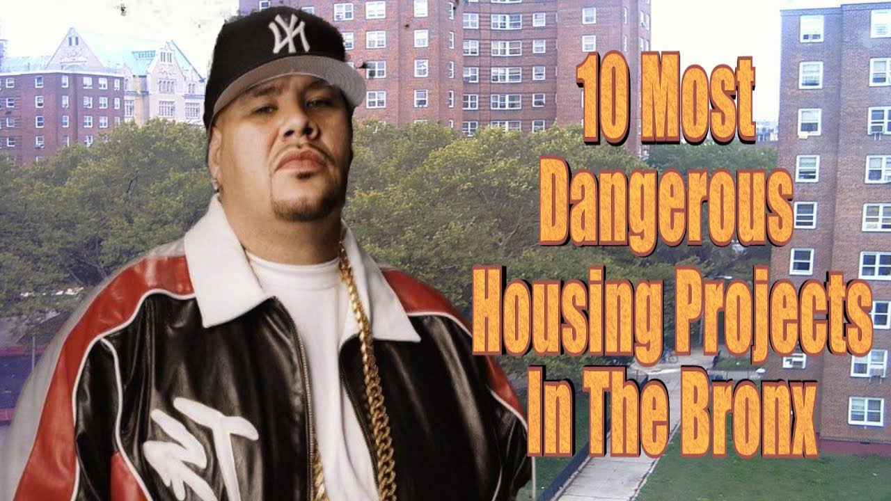 10 Most Notorious Housing Projects In The Bronx New York