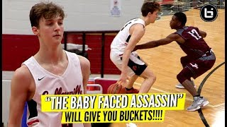 Download He Doesn't Look Like It...But He'll Give YOU Buckets! Baylor Hebb Ballislife Highlights Mp3 and Videos