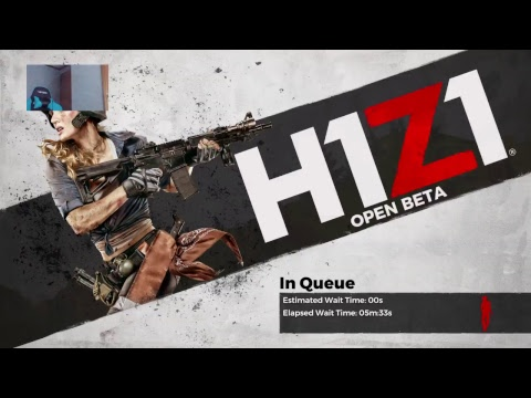 (Eng)(ps4) H1Z1 hoping it works