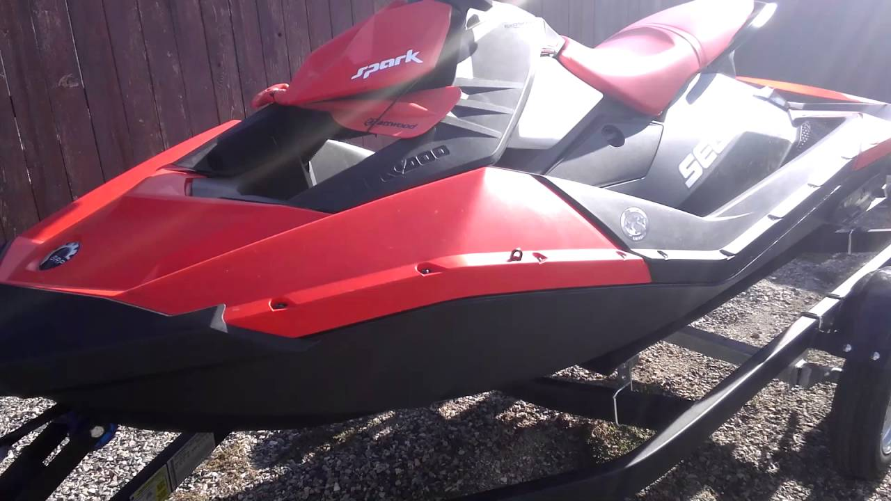 Seadoo spark cheap way to tie off to dock