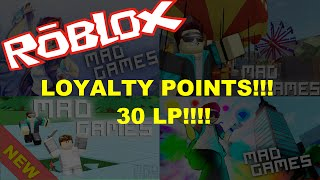 2 NOUVEAUX CODES 30 LP - France MAD GAMES - FRANCE Roblox