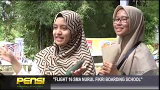 (BARAYA TV) PENSI (PERFORMANCE, ART AND EXPRESI) - EDISI FLIGHT NFBS SERANG (Part 2)
