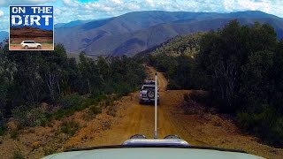 The Roads of the Victorian High Country - Dashcam - 4x4 4WD